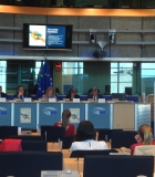 The United Nations World Water Development Report 2016 presented today at the European Parliament
